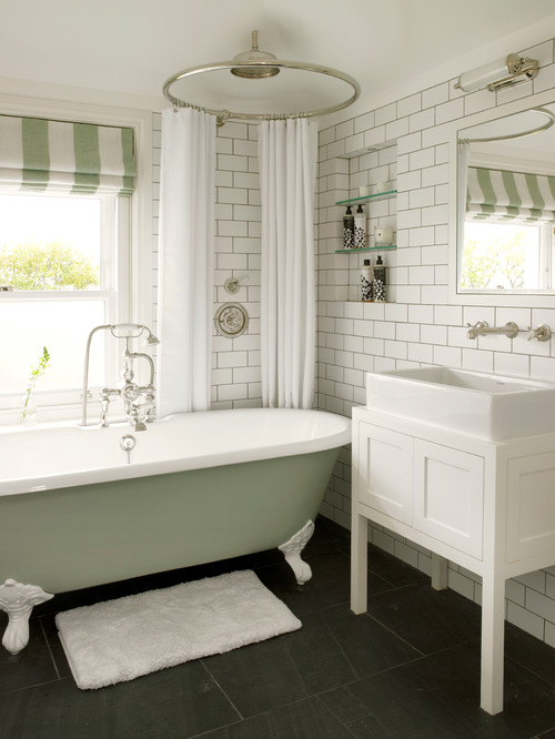How To Create A 1920s Vintage Bathroom For Your Retro Home