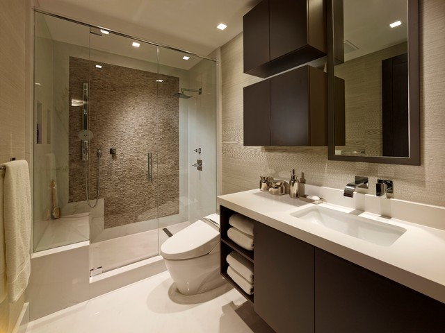 St Regis Bal Harbor Florida Contemporary Bathroom Miami By Interiors By Steven G