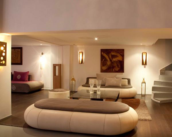 Custom Luxury Moroccan Furniture  Eclectic  Living Room
