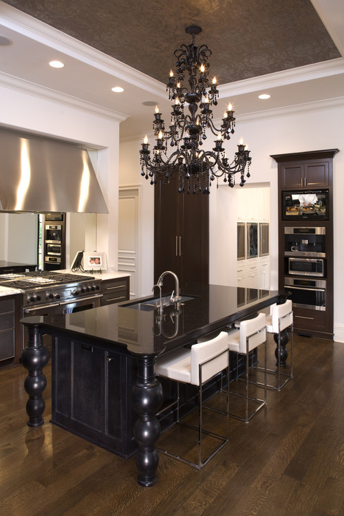Pendants Vs Chandeliers Over A Kitchen Island Reviews Ratings Prices