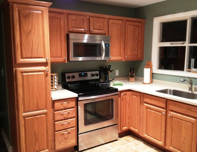 Shenandoah Cabinets  Traditional  Kitchen  Other  by