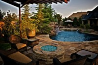 A Small Oklahoma Backyard Receives A Private Pool and ...