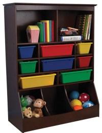 Kidkraft Kids Room Decor Toy Book Gift Organizer Wall ...