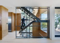 North Beach Residence - Staircase - Modern - Staircase ...
