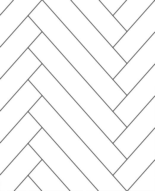 herringbone tile pattern peel and stick wallpaper 24 x48