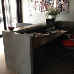 Chairs For Desk In Bedroom Samsonite Folding Reception - Industrial Kitchen Miami By Porto Designs