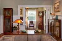 Weekend Design: Renovating A 1910 Arts and Crafts Bungalow ...