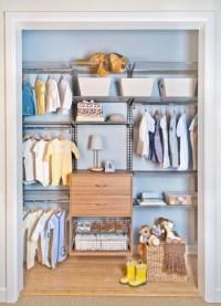 Custom Closet Design for Nurseries and Childrens Rooms ...