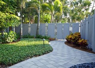 casey key residence - tropical