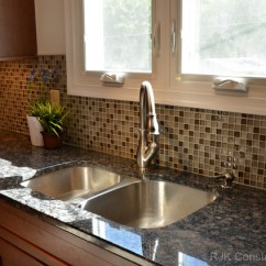 Kitchen Hood Fans Moen Brushed Nickel Faucet Modern Mosaic Backsplash - Traditional ...