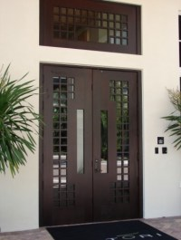 Modern Contemporary European Style Entry Doors by Deco ...