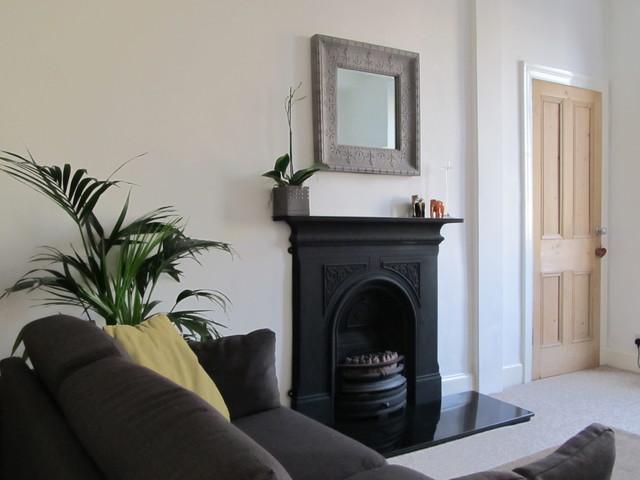 Tenement Project Edinburgh Traditional Living Room Part 52