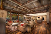 Invigorating Ranch House - Rustic - other metro - by Aspen ...