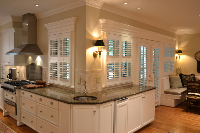 Elite Traditional Plantation Styles Traditional