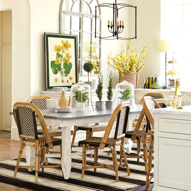 Spring 14  Eclectic  Dining Room  Atlanta  by Ballard