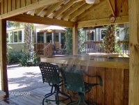 tiki hut - Tropical - Pool - Other - by TC Williams, LLC