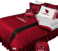 NFL Arizona Cardinals Bedding Set Football Bed ...