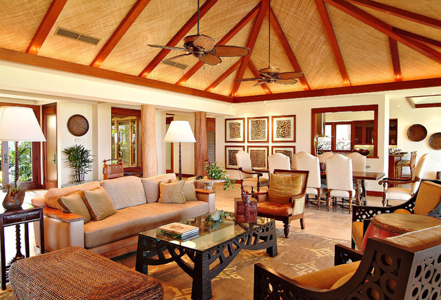tropical decorating ideas for living rooms wall quotes room - san francisco by ...