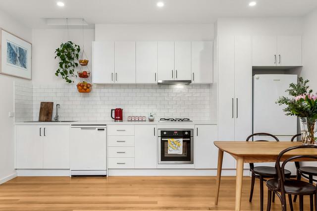 Chatham Street contemporary-kitchen