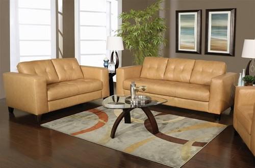 Camel Sofa Color Scheme