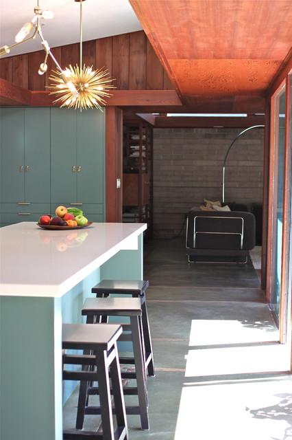 Mid-Century Modern Kitchen midcentury-kitchen