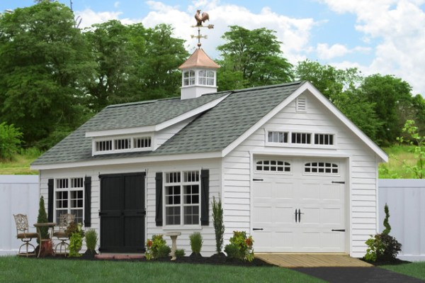 14x24 premier detached garages