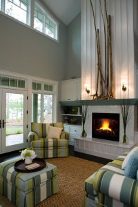 21st Century Bungalow - Contemporary - Living Room - New ...