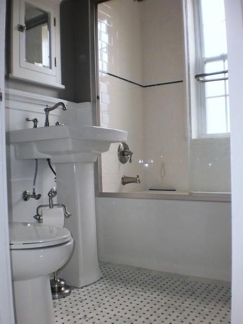 Englewood NJ Bathroom Remodel  Bathroom  New York  by Travis Robert Renovations