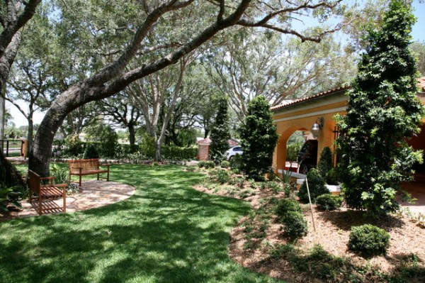 south florida landscaping - traditional