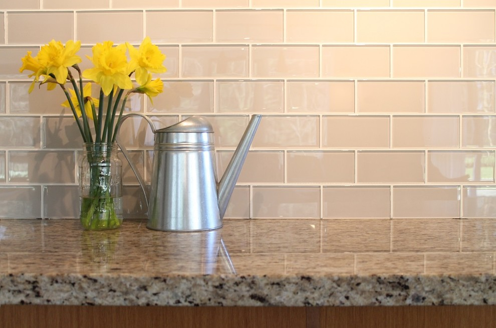 country cottage 3x6 glass subway tiles