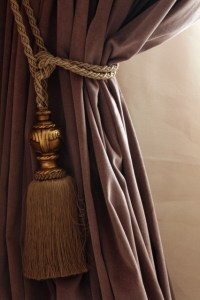 curtains holders - Home The Honoroak