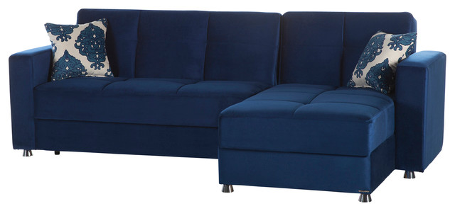 cb2 sectional sofa bed latest style of set navy sleeper lucan sofas blue - thesofa