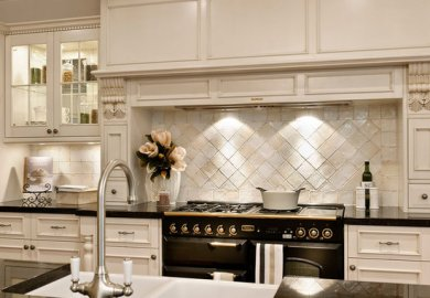 French Provincial Kitchens Traditional Kitchen Other