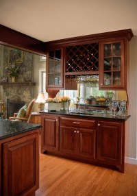 what are the dimensions length of wet bar and size of wall ...