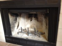 Wood burning, gas, zero-clearance fireplace???