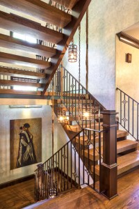 Timber Trail - Rustic - Staircase - other metro - by ...