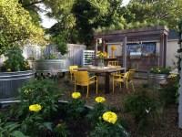 Urban Farm Backyard