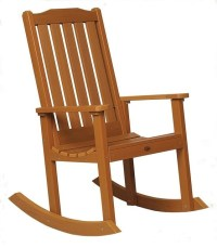 Eco-friendly Rocking Chair in Toffee - Contemporary ...