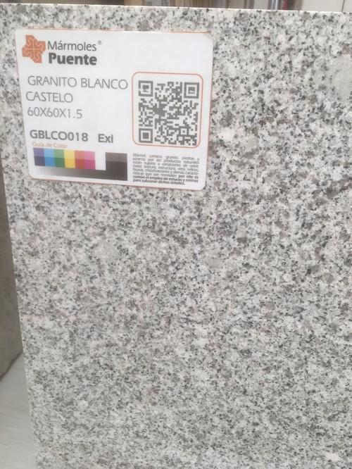 Encimera Granito Blanco Muebles De Cocina En Blanco Alto