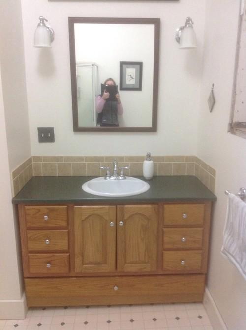 Best height for Bathroom Vanity Sconces