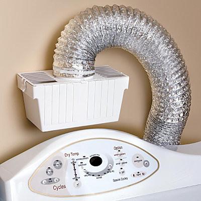 Indoor Dryer Vent Contemporary Range Hoods And Vents