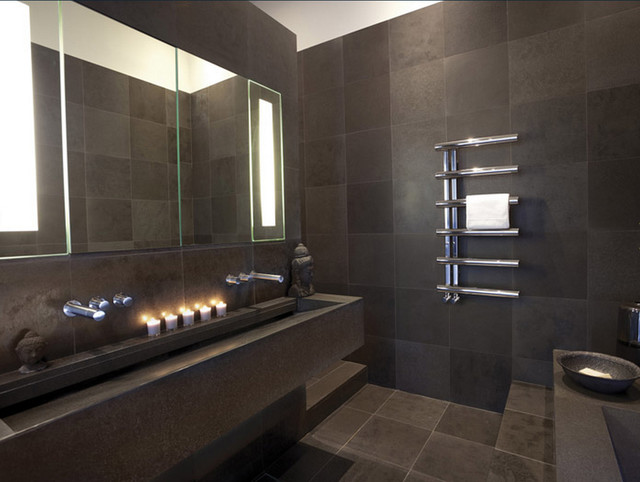 Bisque Radiators  Contemporary  Bathroom  London  By