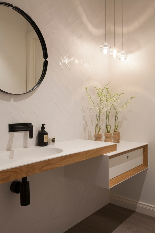 5 Ways to Conceal a Waste Pipe Under a Vanity  The Plumbette