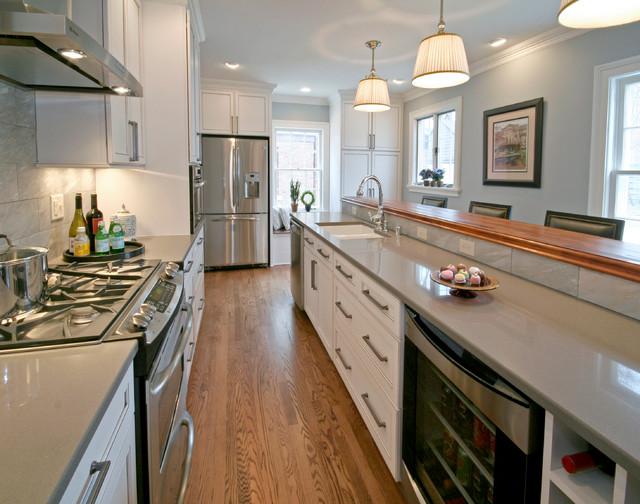 Ardmore Kitchen  Traditional  Kitchen  Milwaukee  by Blue Hot Design LLC