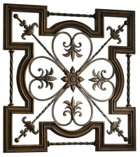 """30"""" Copper Wall Art - Traditional - Wall Accents - by Buildcom"""