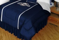 MLB Milwaukee Brewers Sidelines Comforter and Sheet Set ...