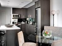 Contemporary Condo - Contemporary - Kitchen - Toronto - by ...