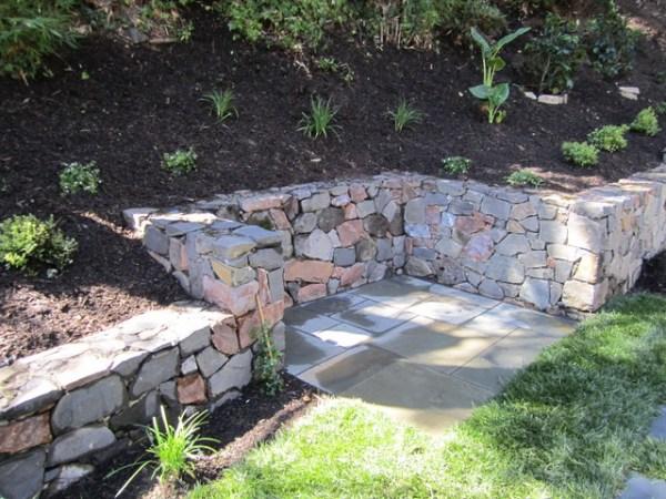 hardscape - natural stone pavers