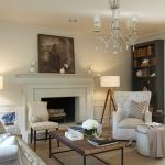 White Brick Fireplace Houzz