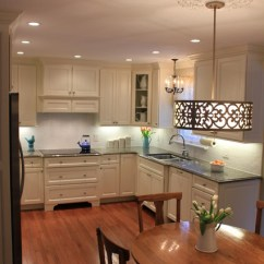 Kitchen Rugs For Hardwood Floors Renovation Costs Nj Wilson Residence - Traditional St Louis By ...